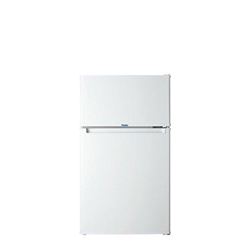ハイアール 85L 2ドア冷蔵庫(直冷式)ホワイト【右開き】...