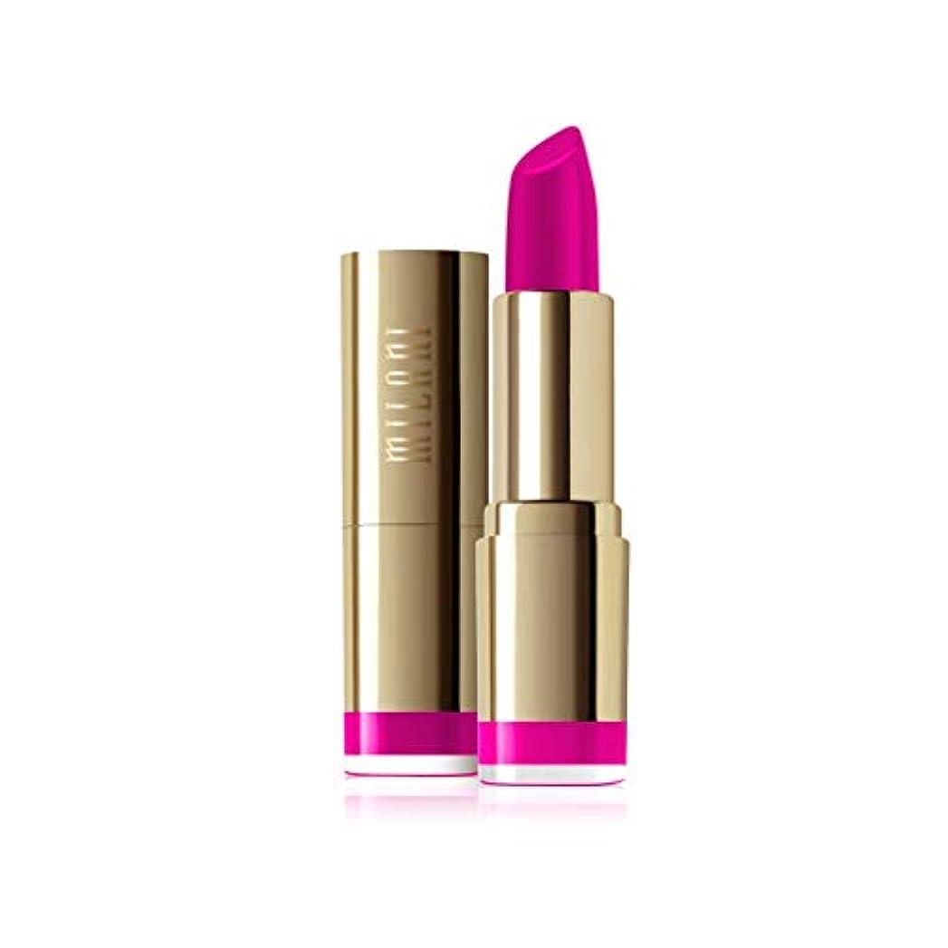 貫入圧倒するフォルダMilani Color Statement Moisture Lipstick, Matte Orchid