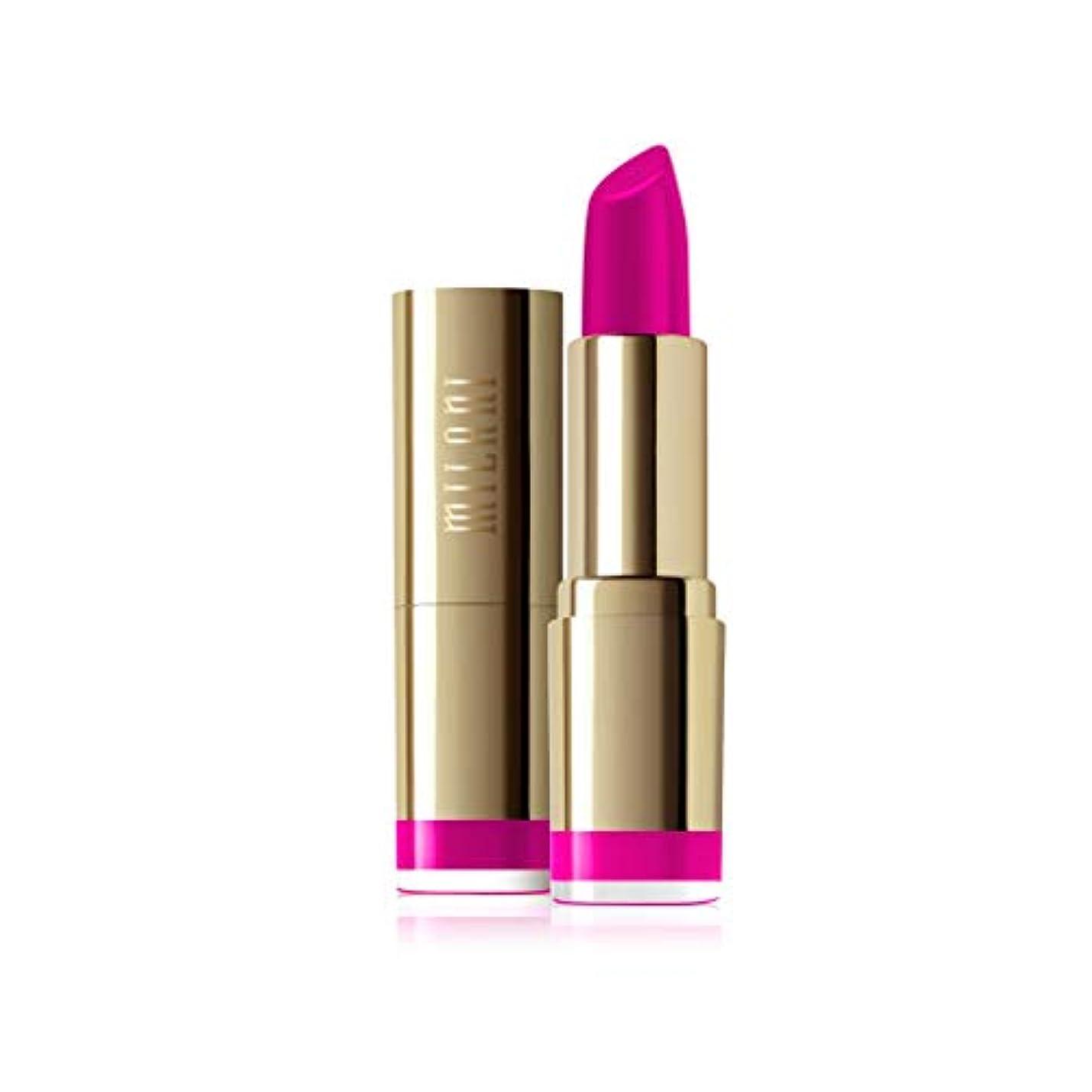 サービス弱点服を片付けるMilani Color Statement Moisture Lipstick, Matte Orchid