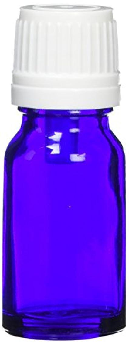 ルアー厚いマイルストーンease 遮光ビン ブルー 10ml×10本