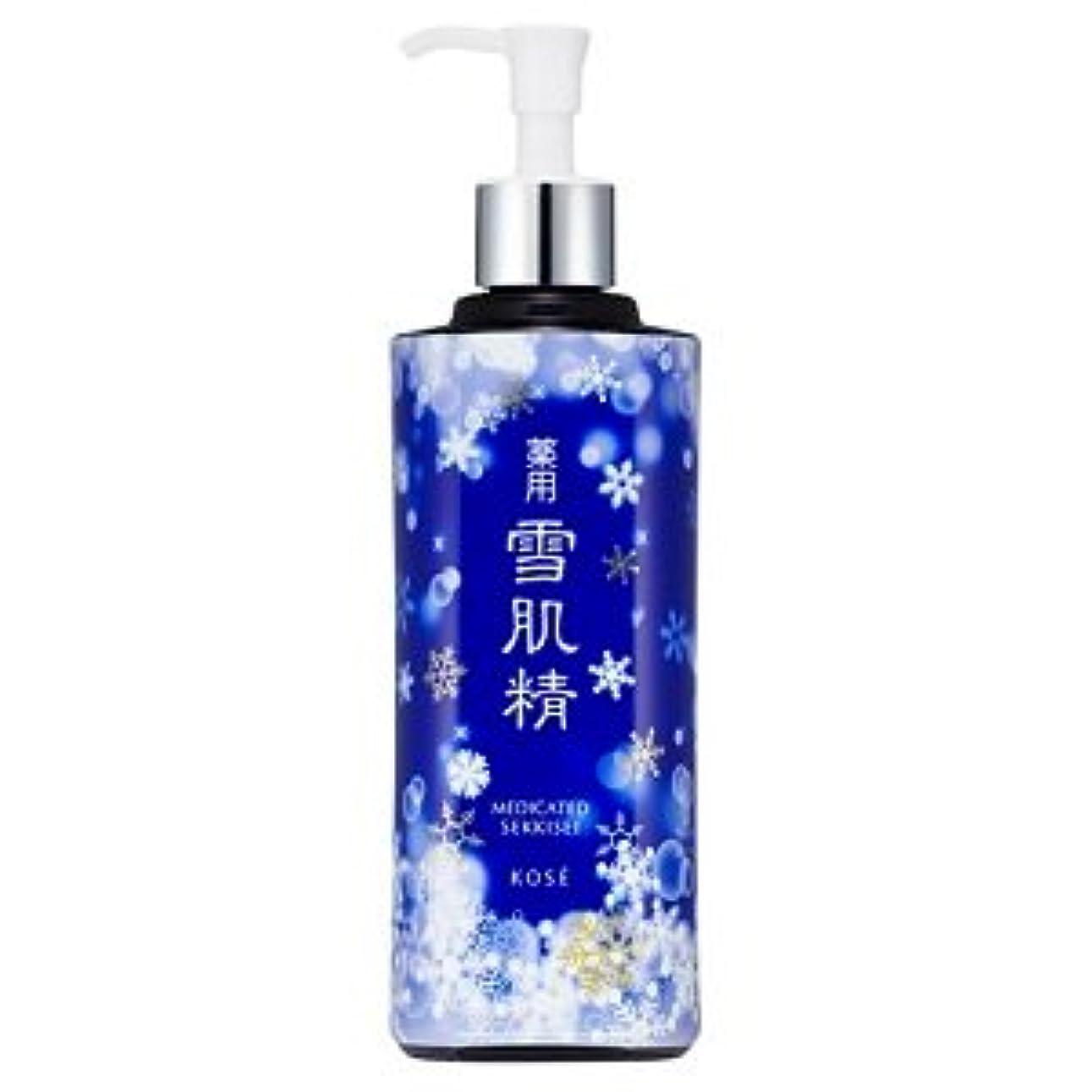反動アライメントモナリザコーセー 雪肌精 薬用 雪肌精 2016 Winterデザイン 500ml