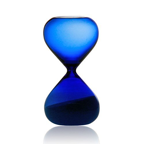 Sandglass 5minutes/砂時計 M【ブルー】 DB037-BL