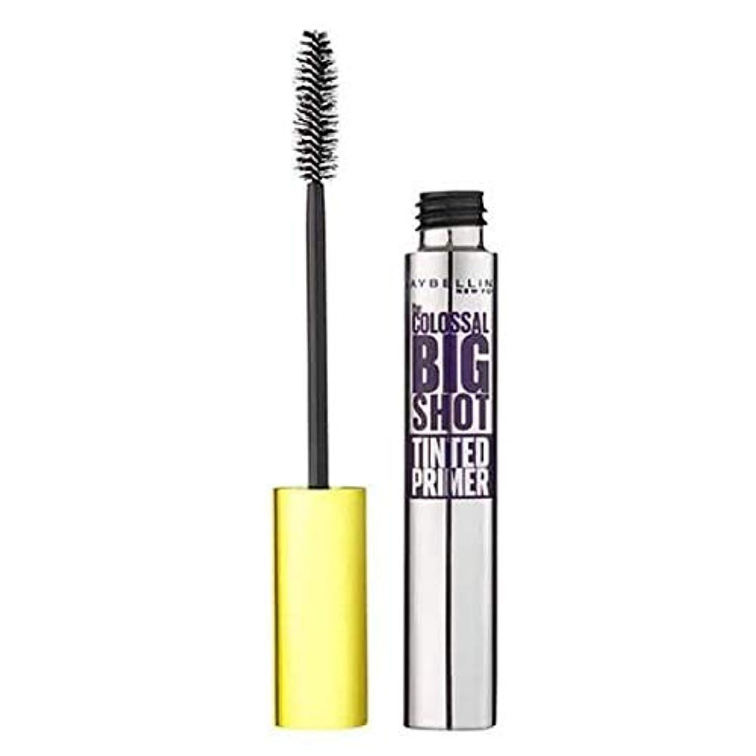 [Maybelline ] メイベリン大物まつげプライマー - Maybelline Big Shot Eyelash Primer [並行輸入品]