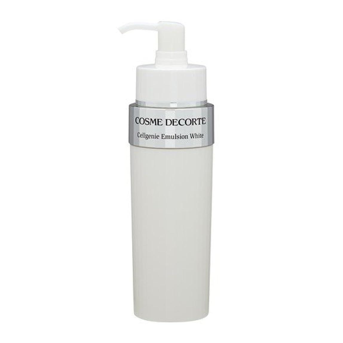 教える乳白みCOSME DECORTE コーセー/KOSE セルジェニーエマルジョンホワイト 200ml [362893] [並行輸入品]