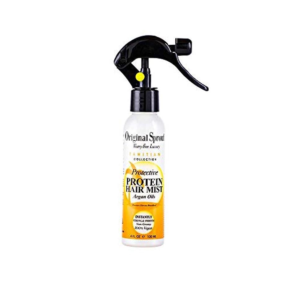 雇用マガジン重要性Original Sprout Tahitian Collection Protective Protein Hair Mist (Instantly Strong & Smooth) 120ml/4oz並行輸入品