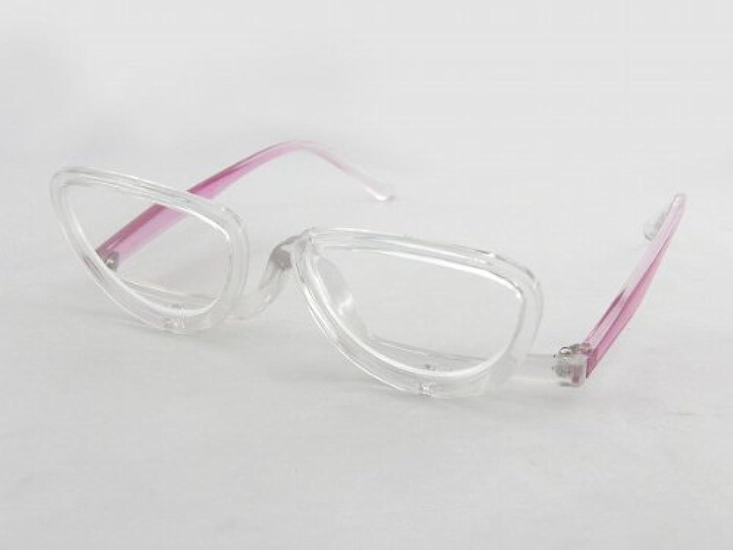 戦争エラー重量お化粧専用老眼鏡 メイクアップグラス?老眼鏡 4600-30