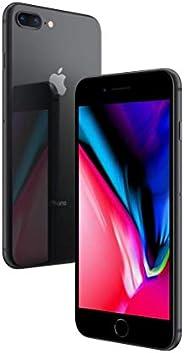 Apple iPhone 8 Plus 256GB スペースグレー SIMフリー (整備済み品)