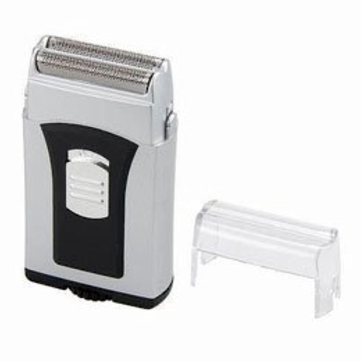 財布提案するオーディション(9個まとめ売り) YAZAWA 防水2枚刃コンパクトシェーバー CHM106SV