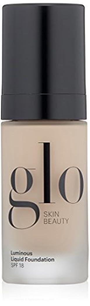 一回到着する全体にGlo Skin Beauty Luminous Liquid Foundation SPF18 - # Porcelain 30ml/1oz並行輸入品