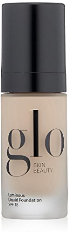 装置登場なめらかGlo Skin Beauty Luminous Liquid Foundation SPF18 - # Porcelain 30ml/1oz並行輸入品