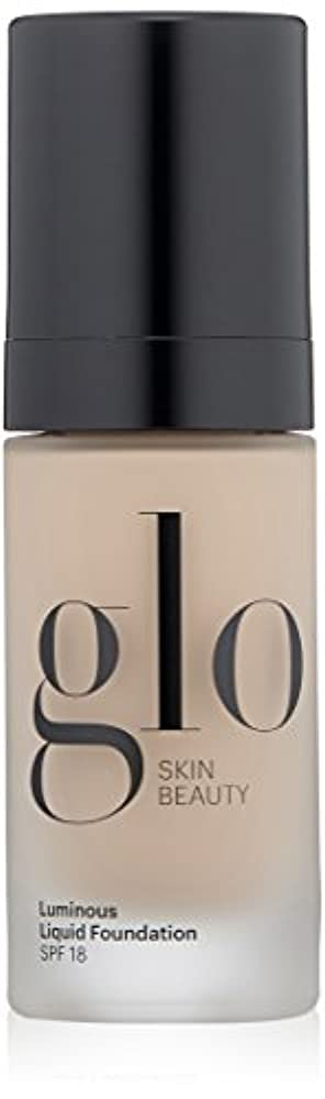 顎衰える維持Glo Skin Beauty Luminous Liquid Foundation SPF18 - # Porcelain 30ml/1oz並行輸入品