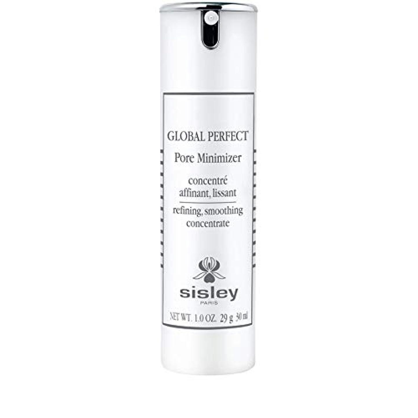 ヨーロッパニコチンクリスマス[Sisley] シスレーグローバル完璧な細孔Minimiser 30ミリリットル - Sisley Global Perfect Pore Minimiser 30ml [並行輸入品]