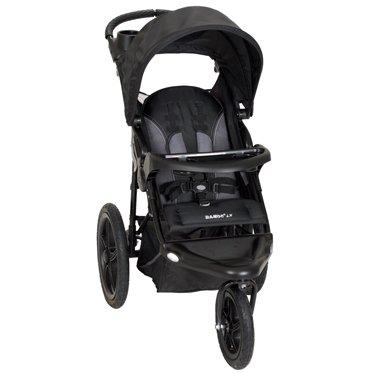 【年末セール】 Baby Trend Range LX Jogger - Chrome ジャガータイプ ベビーカー 軽量3輪 最新入荷