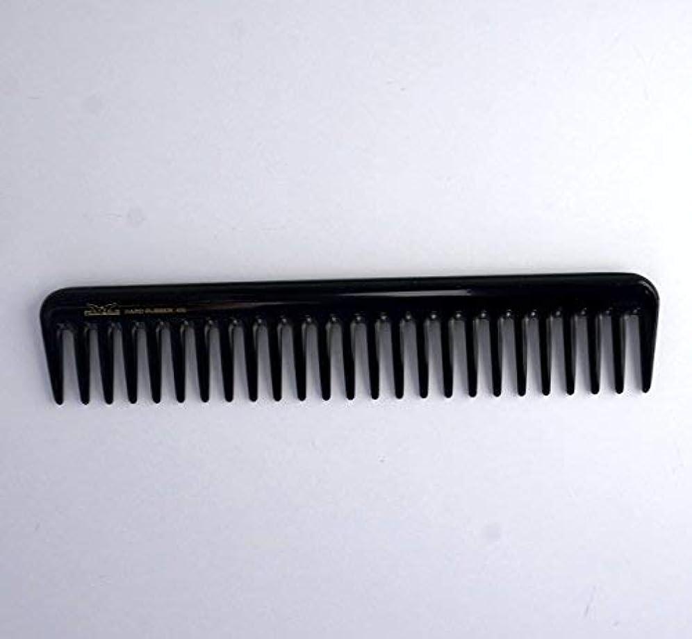 気味の悪い列車裁判所7in, Hard Rubber, Wide Tooth Short Styling Comb [並行輸入品]