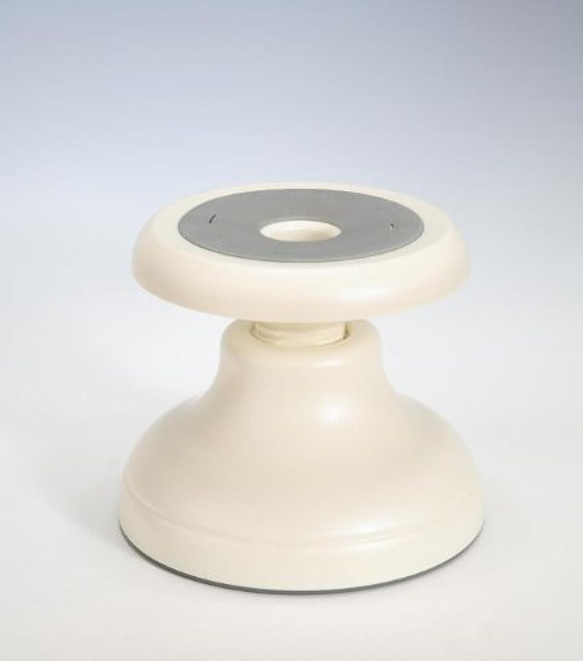 大統領モッキンバードゴム浴室回転イス(滑り止め強化タイプ) K-5152