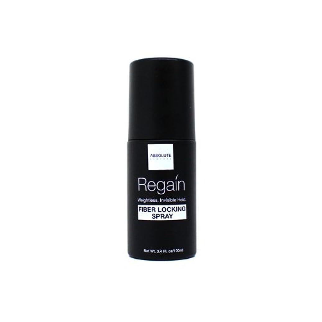 噛む座標公平Absolute Hair Fiber Locking Hair Spray (並行輸入品)