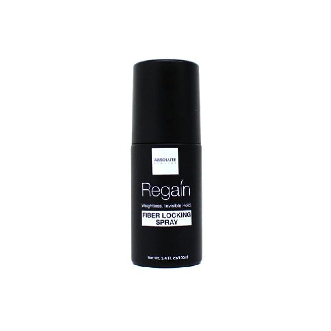 解読する空の糞(6 Pack) Absolute Hair Fiber Locking Hair Spray (並行輸入品)