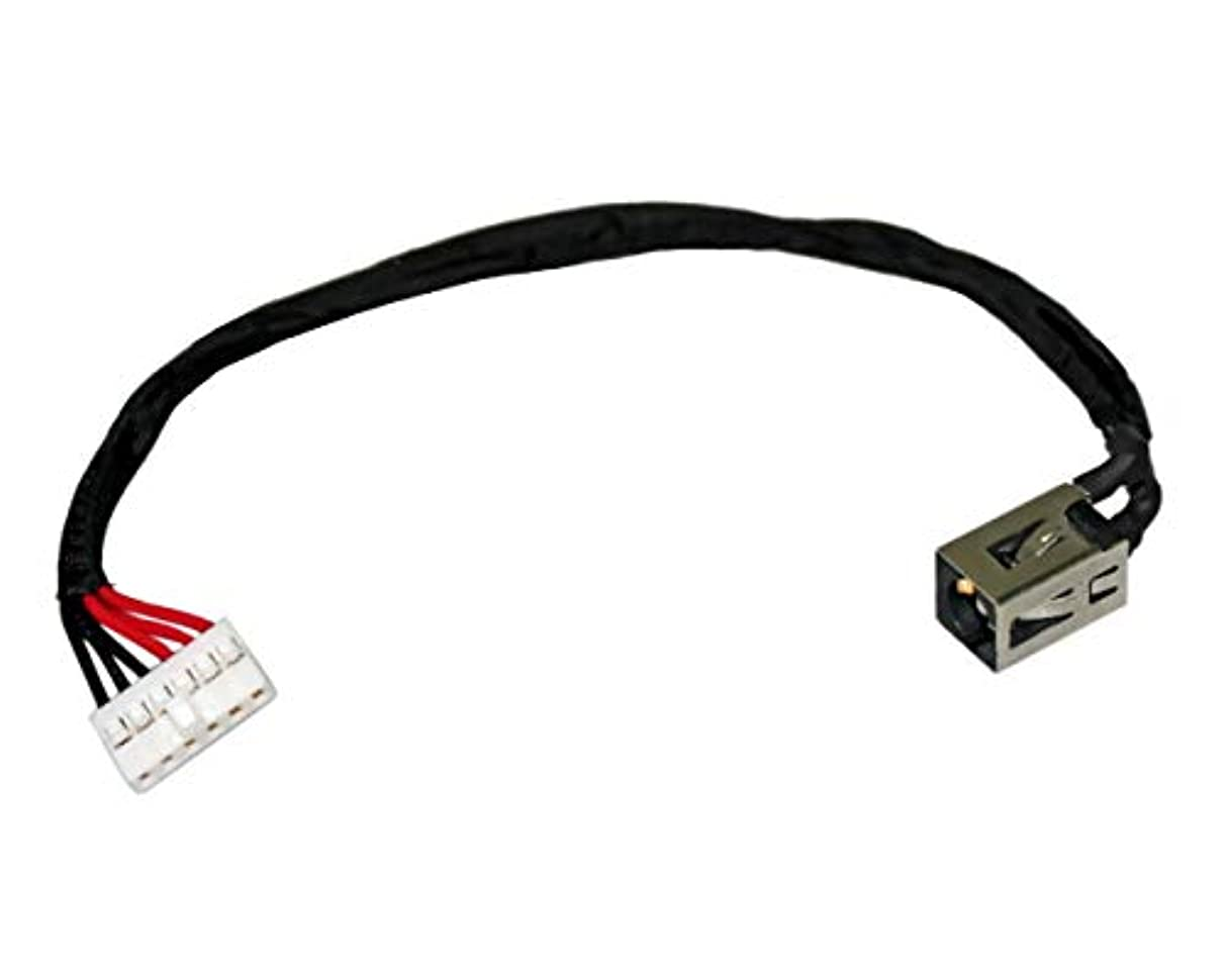 コミュニケーション勢い折る新しいdc電源ジャックケーブルハーネス for TOSHIBA P75-A7100