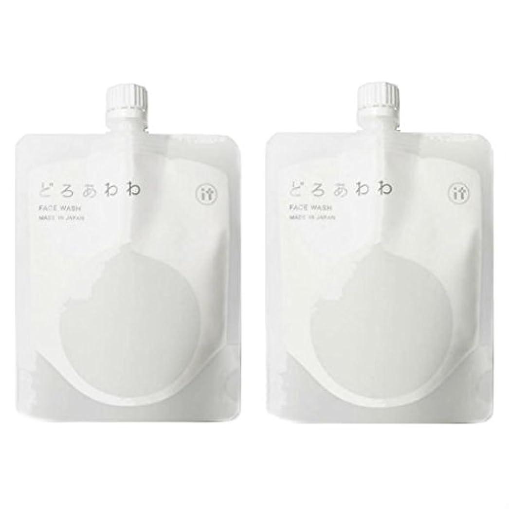 失う服を洗うオフセット健康コーポレーション どろあわわ リニューアル版 110g 2個セット