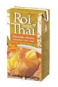 Roi Thai ロイタイ マサマンカレースープ 250ml