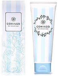 COMINGO(コミンゴ) 除毛クリーム ユニセックス 200g [医薬部外品]【敏感肌にも対応】