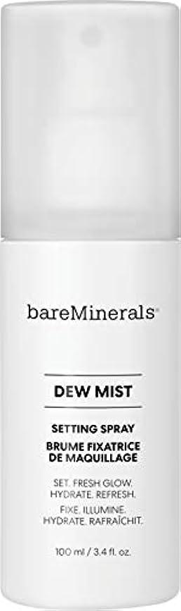 条件付き位置づけるコンプリートベアミネラル Dew Mist Setting Spray 100ml/3.4oz並行輸入品