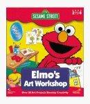 Sesame Street Elmo's Art Workshop Ages 2-6 [並行輸入品]