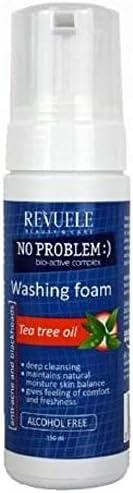 Revuele No Problem Washing Foam Anti-Acne and Blackheads with Tea Tree Oil, 150ml