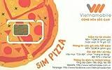 【Vietnamobile】ベトナムSIM 3G 30日間 15GB利用可能 都区内からゆうパケット(追跡サービスあり)で無料配送