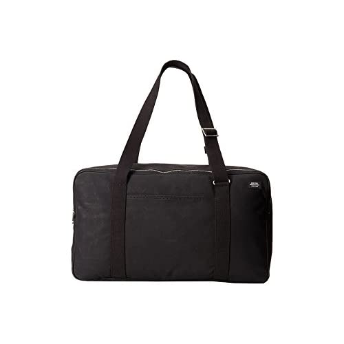 [ジャックスペード] Jack Spade メンズ Milemark Twill Overhead Bag ダッフルバッグ Black [並行輸入品]