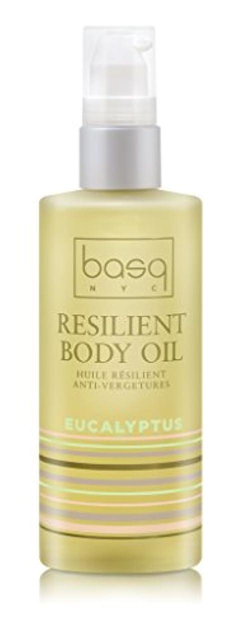 代理店倉庫クライストチャーチBasq Resilient Body Toning & Hydrating Oil (並行輸入品)