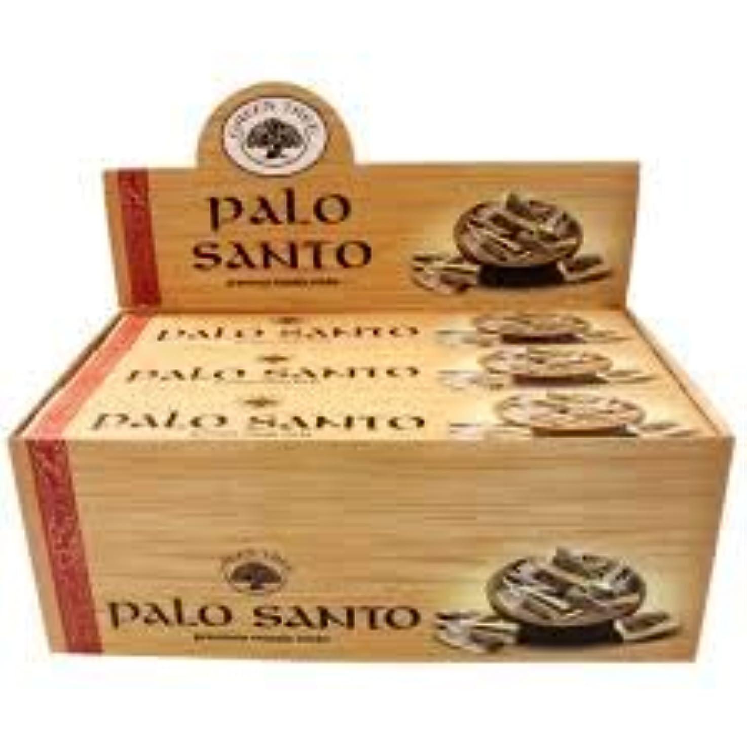教科書ビル提供されたGREEN TREE PALO SANTO パロサント 聖なる樹 お香 スティック 約15本入 (1箱) [並行輸入品]