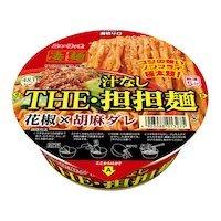 ニュータッチ 凄麺 THE・汁なし担担麺 125gX1箱(12入)