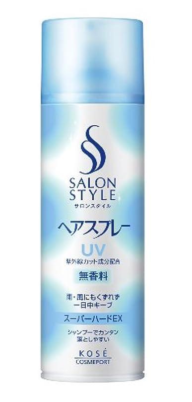 振り子オフセット歌KOSE コーセー SALON STYLE(サロンスタイル) ヘアスプレー Na (スーパーハード) 特大 330g