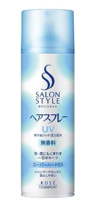 麺鎮痛剤ドナウ川KOSE コーセー SALON STYLE(サロンスタイル) ヘアスプレー Na (スーパーハード) 特大 330g