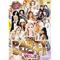PV集・パーティー・洋楽・2枚組・ピットブルThe Party Shot!! Vol.2 / V.A.