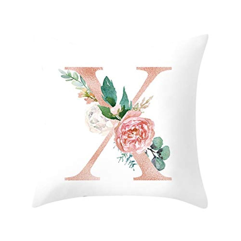 ライセンスセラーダーリンLIFE 装飾クッションソファ手紙枕アルファベットクッション印刷ソファ家の装飾の花枕 coussin decoratif クッション 椅子