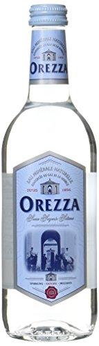 オレッツァ 炭酸入 ナチュラルミネラルウォーター 瓶 500ml
