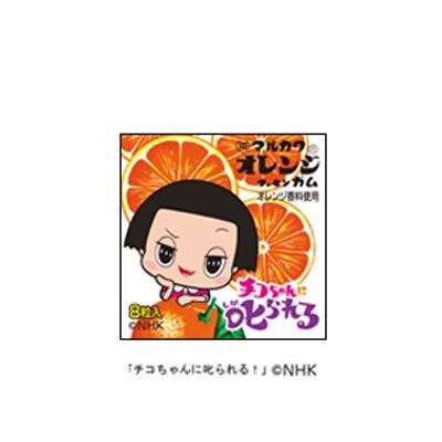 マルカワ チコちゃん オレンジガム 8粒 18コ入り