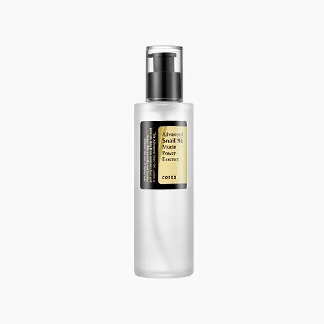 耐久クレーンリテラシー[Cosrx] Advanced Snail 96 Mucin Power Essence 100ml/K-Beauty/Korea Cosmetics