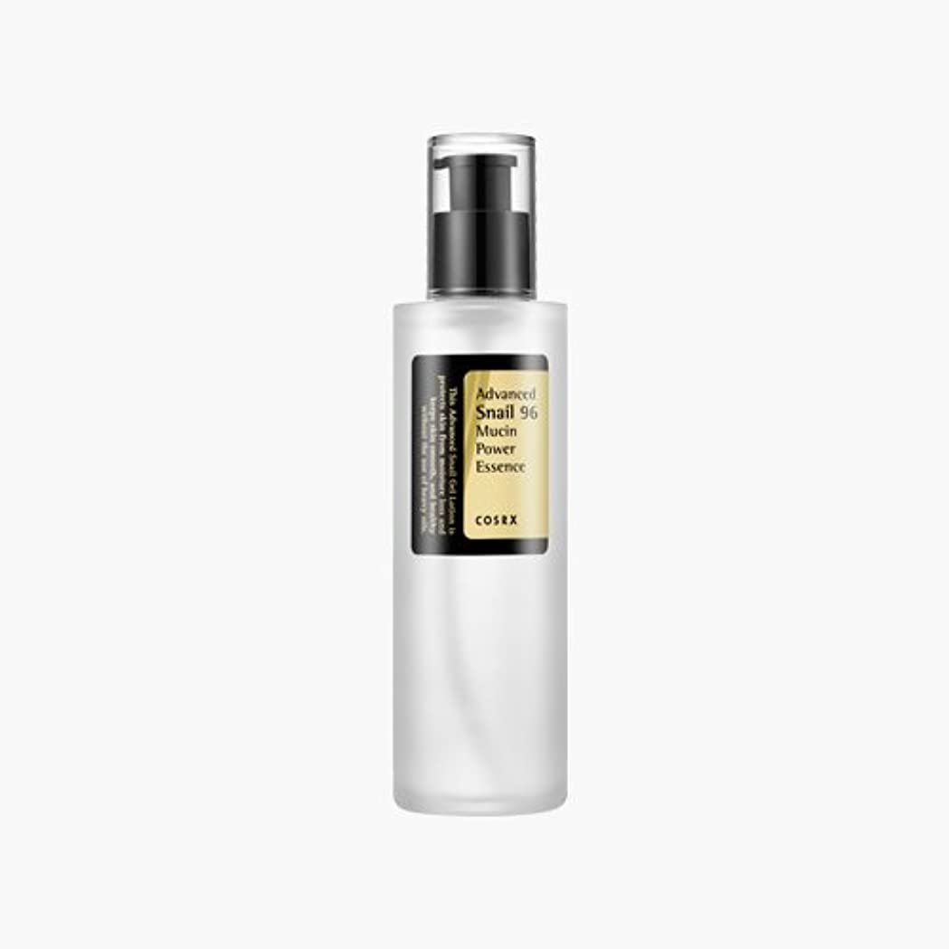 暴徒にぎやか節約する[Cosrx] Advanced Snail 96 Mucin Power Essence 100ml/K-Beauty/Korea Cosmetics