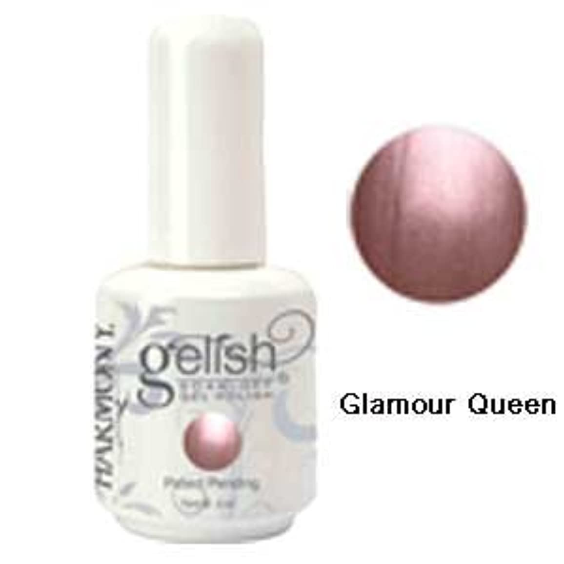 バングラデシュ国籍要塞Harmony gelishソークオフジェル-Glamour Queen 15ml [海外直送品][並行輸入品]