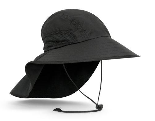 (サンデーアフタヌーン) Sunday Afternoons Adventure Hat ブラック Mサイズ S2A01001
