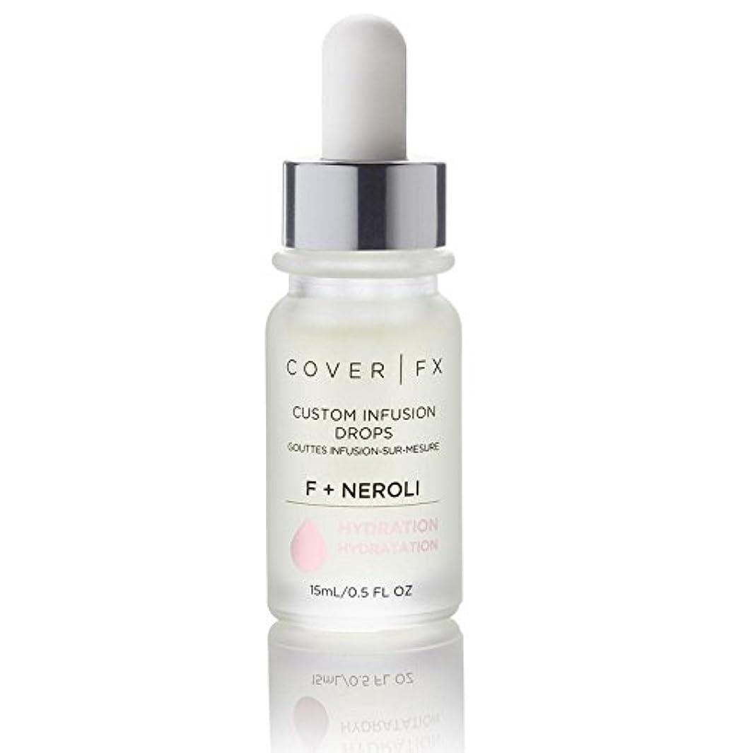 滑る白い方法Cover FX Custom Infusion Drops - Hydrating (Pack of 6) - カスタム点滴滴をカバー - 水和 x6 [並行輸入品]