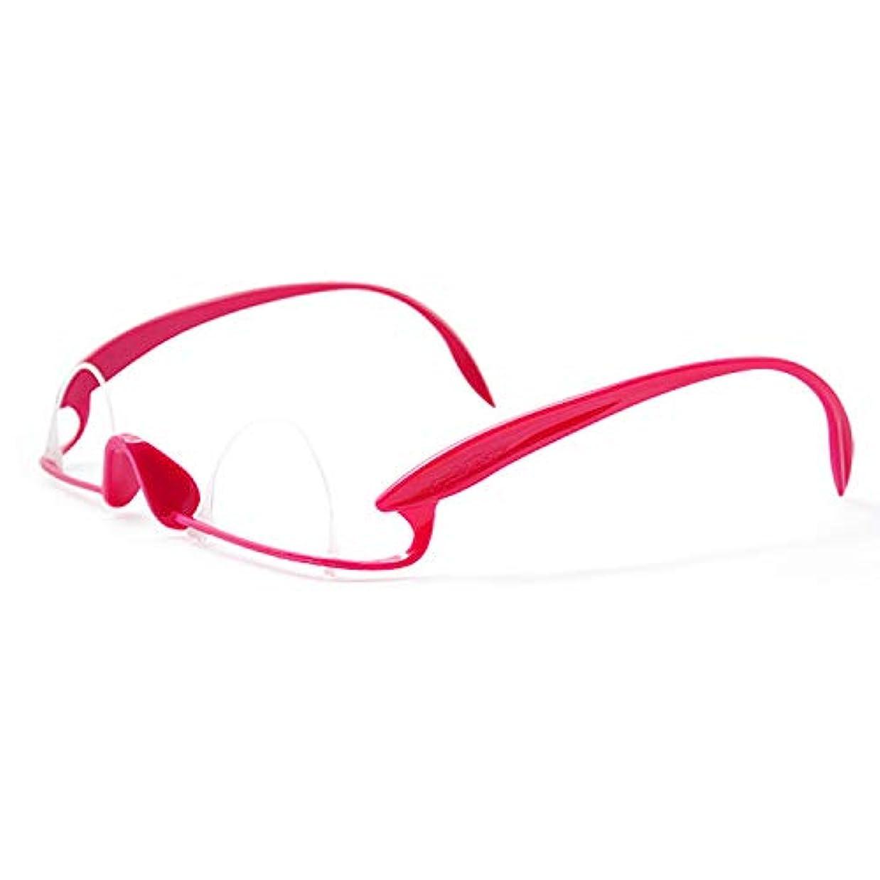 貧困使役弱い二重まぶた用メガネ 二重まぶた運動 二重まぶた形成 二重まぶた運動器 メガネトレーナー