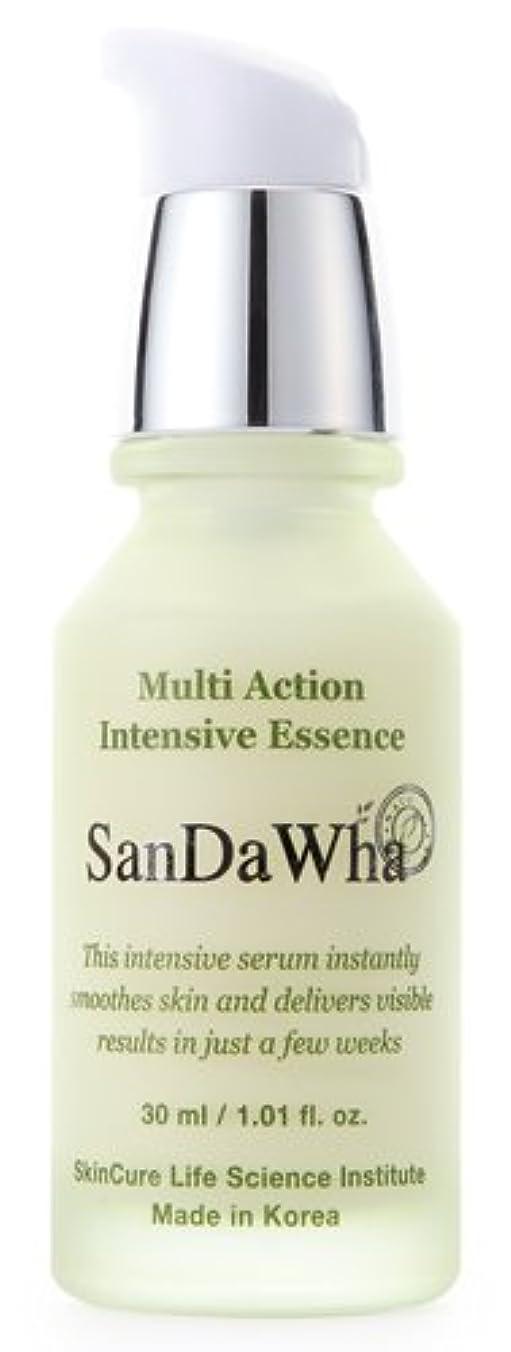 ナインへくま雇ったSanDaWha Multi Action Intensive Essense(30ml)