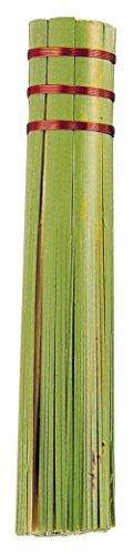 パール金属 竹 ササラ 小 中華鍋 鉄フライパン 用 たわし デリッシュ C-1647