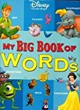 Disney Learning My Big Book of Words [Hardcover] [Jan 01, 20…