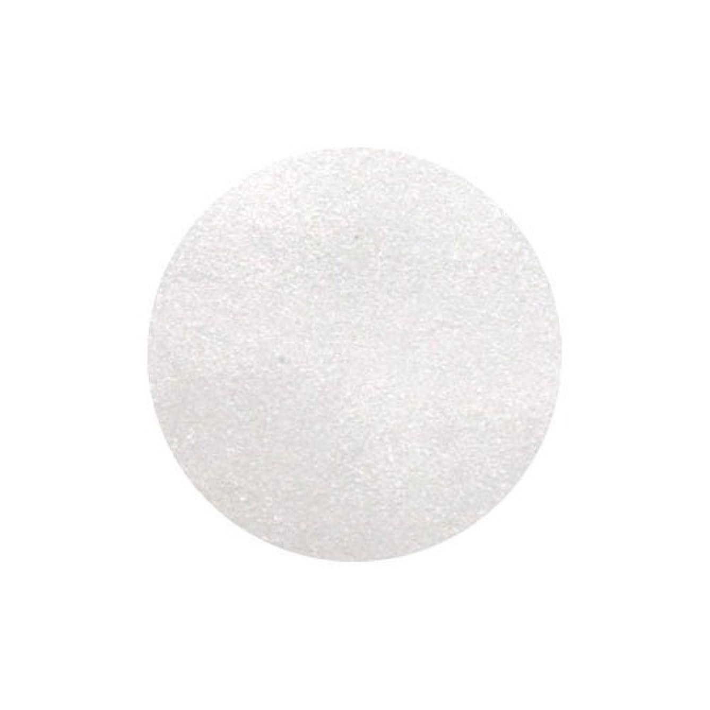 白雪姫ペダル司法ピカエース ネイル用パウダー ピカエース クリスタルパール 3S #420-CW3S ホワイト 0.5g アート材