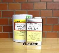アトミクス エポワン 3.97kgs塗り替え用床用 春秋型 白
